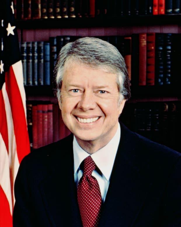 james-carter-39th-president