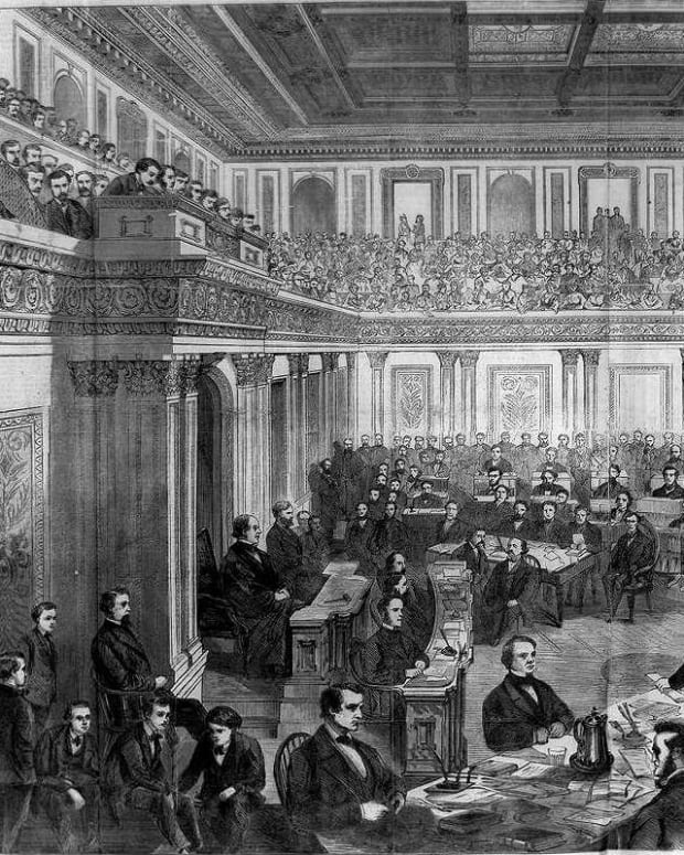 the-impeachment-of-president-andrew-johnson