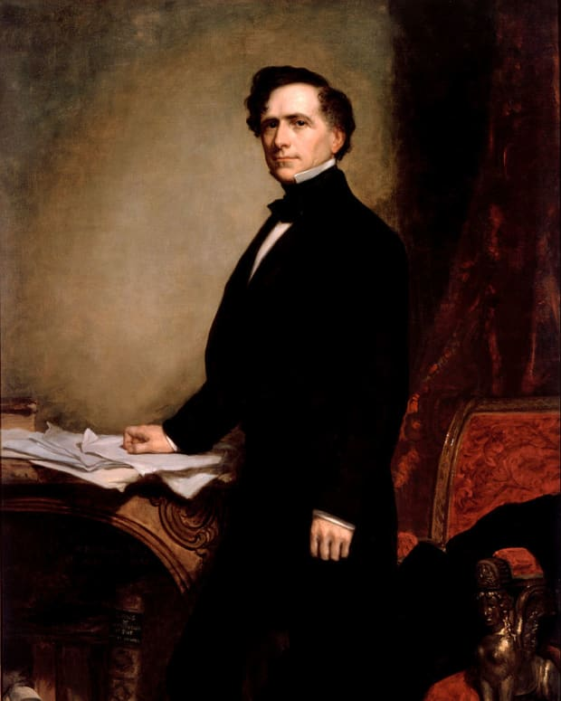 franklin-pierce-fourteenth-president-of-the-united-states