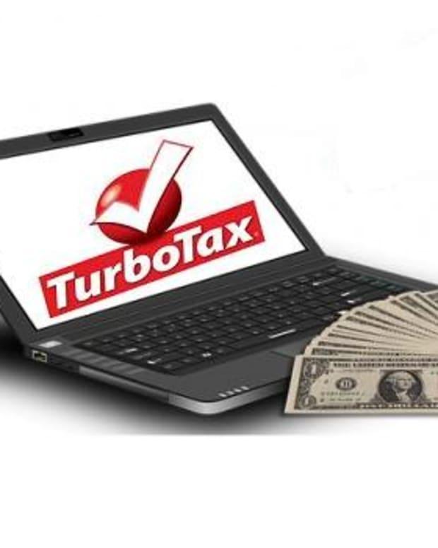 图像通过Pixabay与TurboTax标志添加