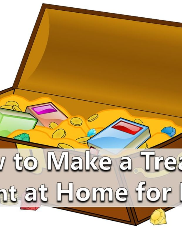 how-to-make-a-treasure-hunt-at-home