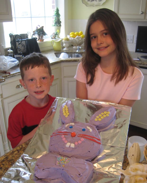 how-to-make-an-easter-bunny-rabbit-cake
