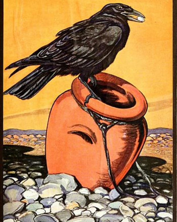 crow-art