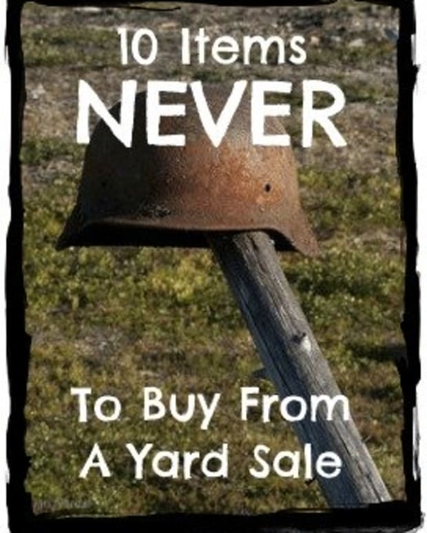 10-items-never-to-buy-from-a-garage-sale