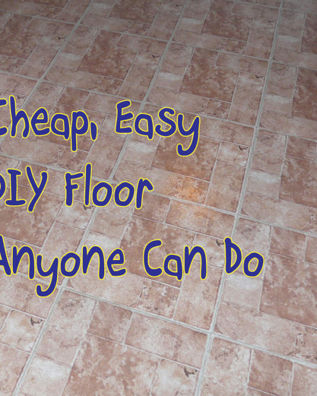 DIY Floor blurb