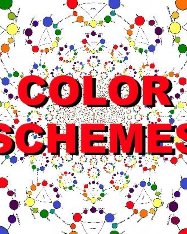 Color schemes explained.