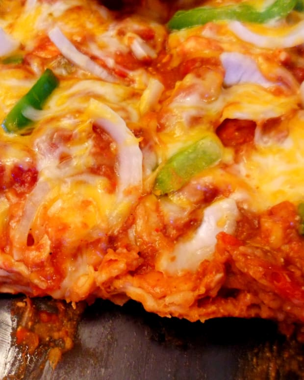 family-meal-ideas-chicken-fajita-casserole