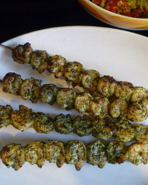 shrimp-recipes-shrimp-and-pesto