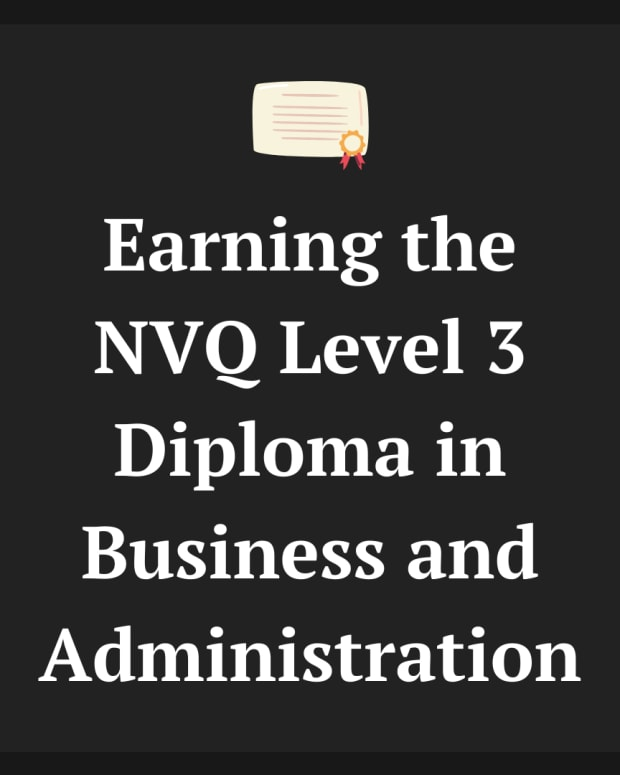 NVQ-Level-3-Diploma-In-Business-Andustry-An-Outline