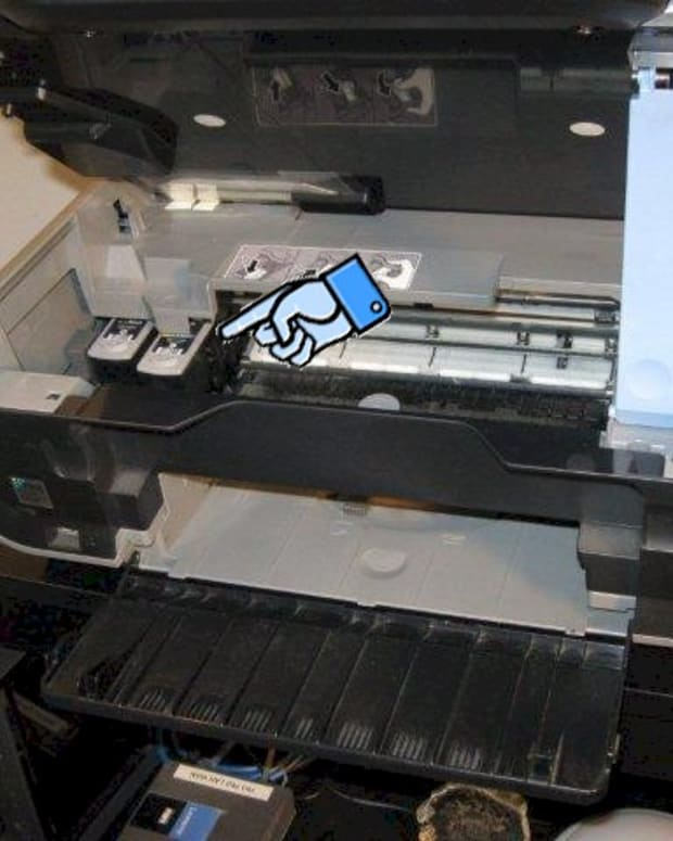 how-to-take-apart-the-canon-mp160-printer-for-cleaning