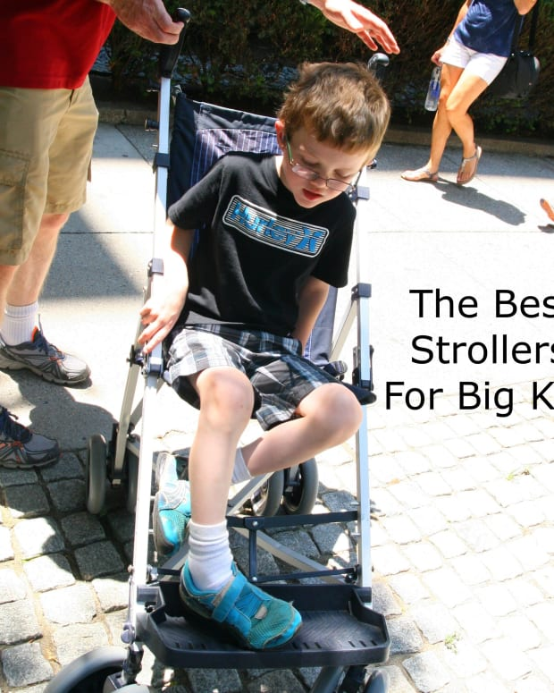 the-best-strollers-for-big-kids