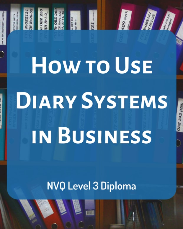 diary-management-nvq-level-3-diploma-in-business-and-administration