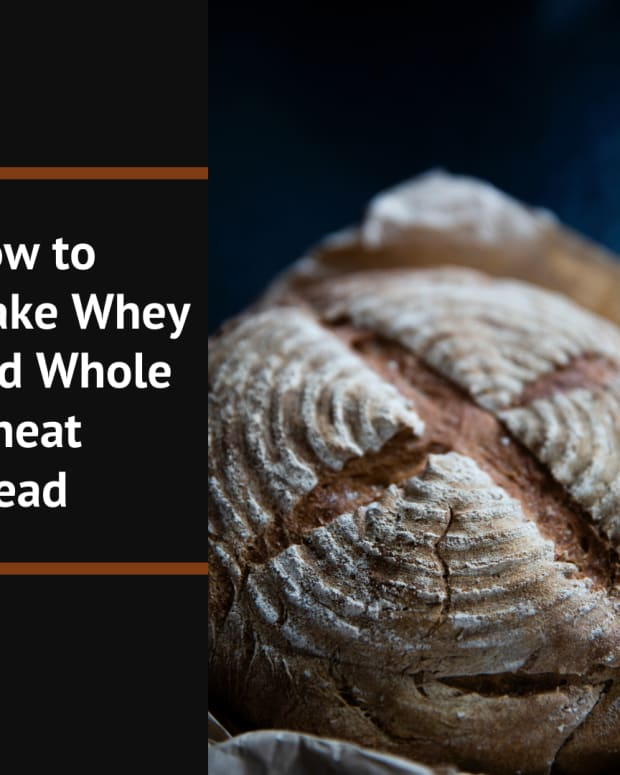 how-to-make-quick-healthy-homemade-whole-wheat-bread-with-five-ingredients