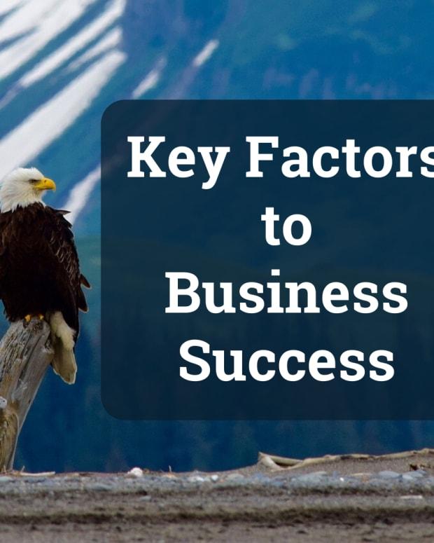 因素 - 这是贡献 - 对业务成功