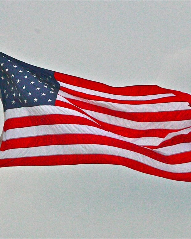 how-to-display-the-american-flag