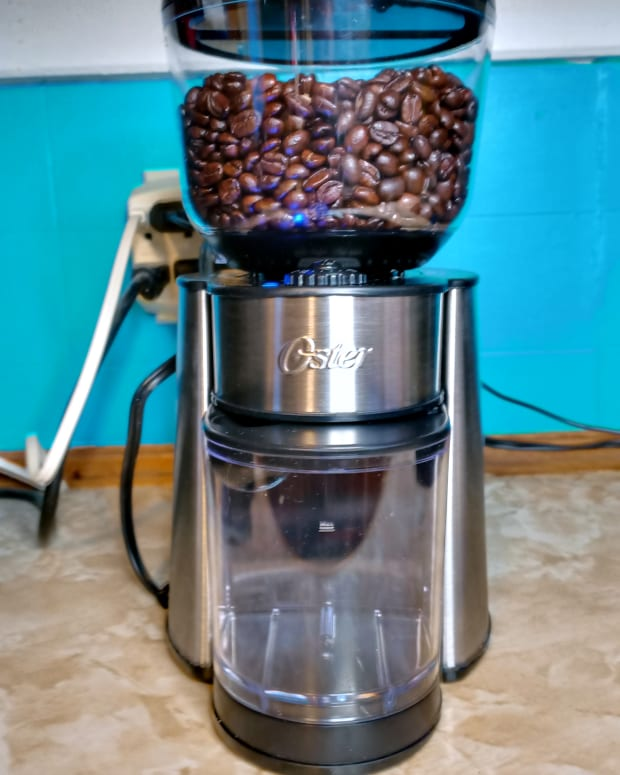 review-of-the-oster-coffee-burr-mill