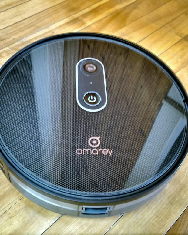 review-of-the-amarey-a980-robotic-vacuum-cleaner