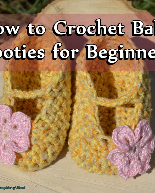 how-to-crochet-baby-booties