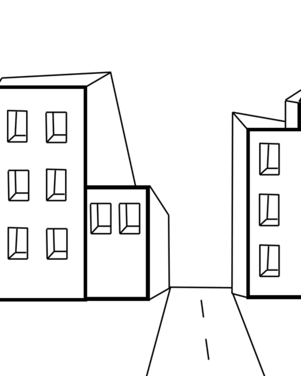 simple-single-point-perspective-drawing
