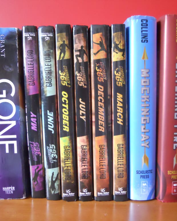 action-books-for-middle-school-boys