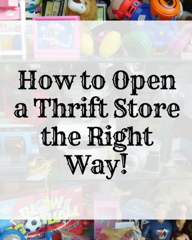 Thr-右路到开放式 - 旧货商店