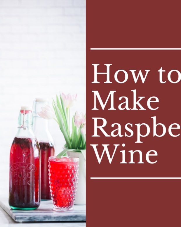 how-to-make-raspberry-wine