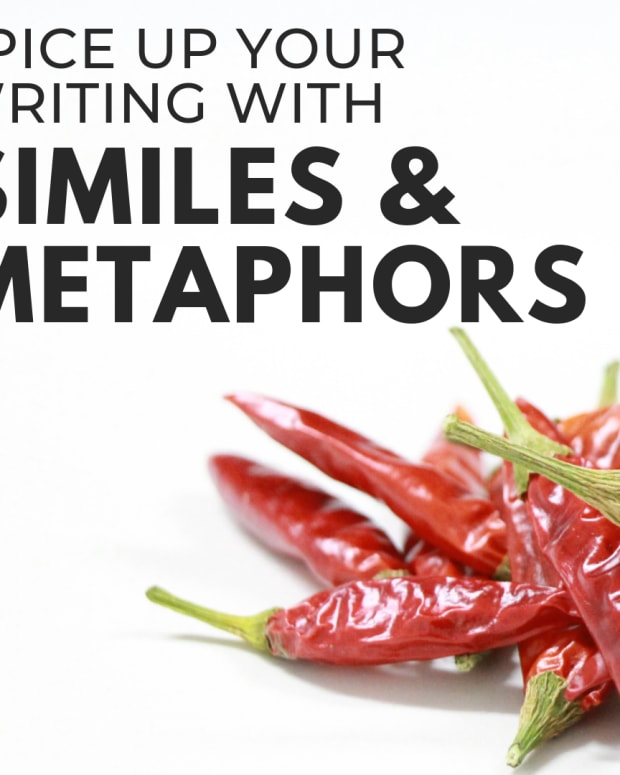 using-similes-and-metaphors-to-spice-up-your-writing