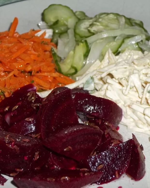 german-salad-recipes