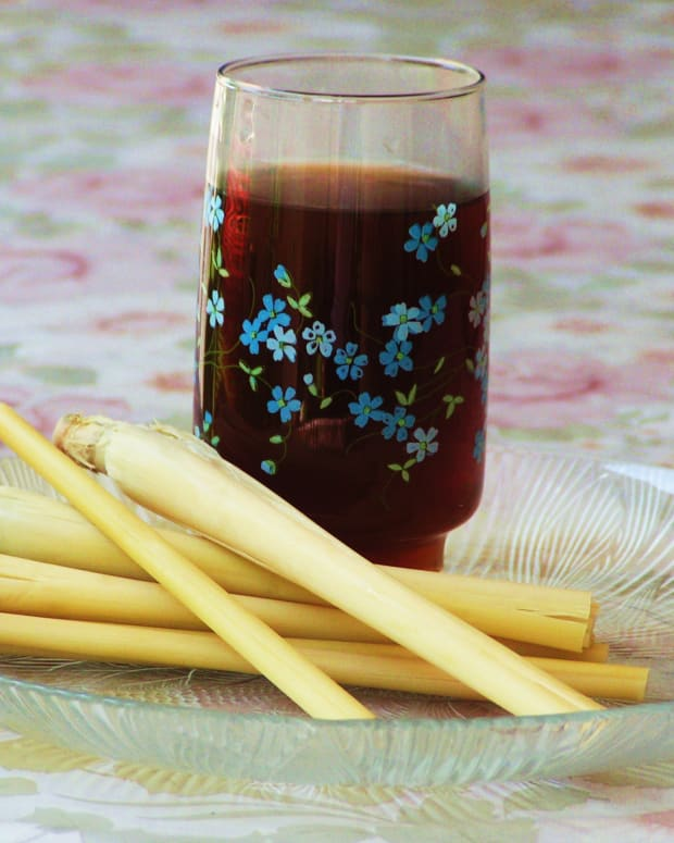 how-to-make-lemongrass-tea