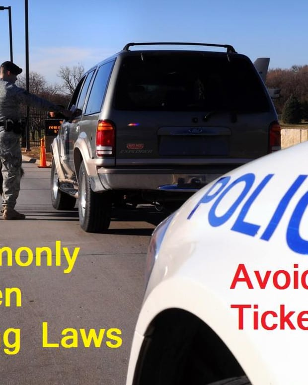 the-most-commonly-broken-driving-laws
