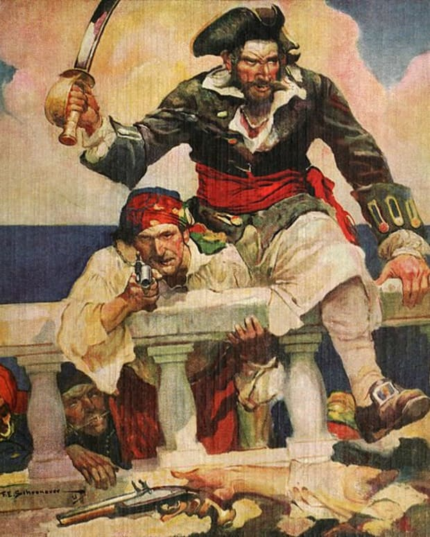 myths-and-facts-about-blackbeard-the-pirate