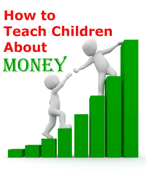 How to teach children about money.