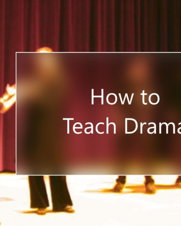 how-to-teach-drama