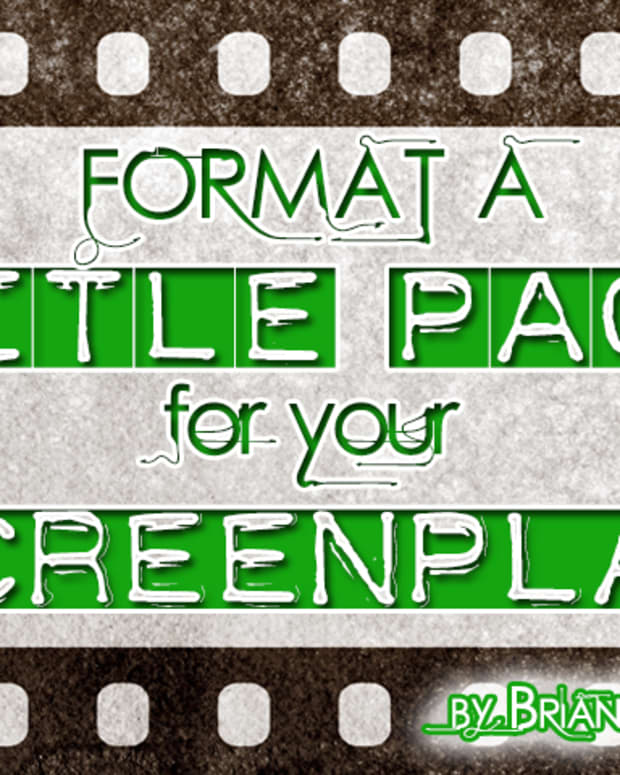format-a-title-page-for-your-screenplay