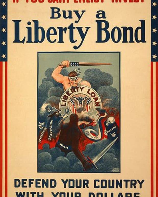 what-were-liberty-bonds-in-world-war-1