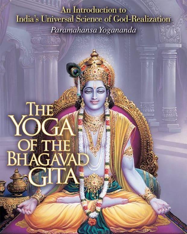 Yoga and the Gita