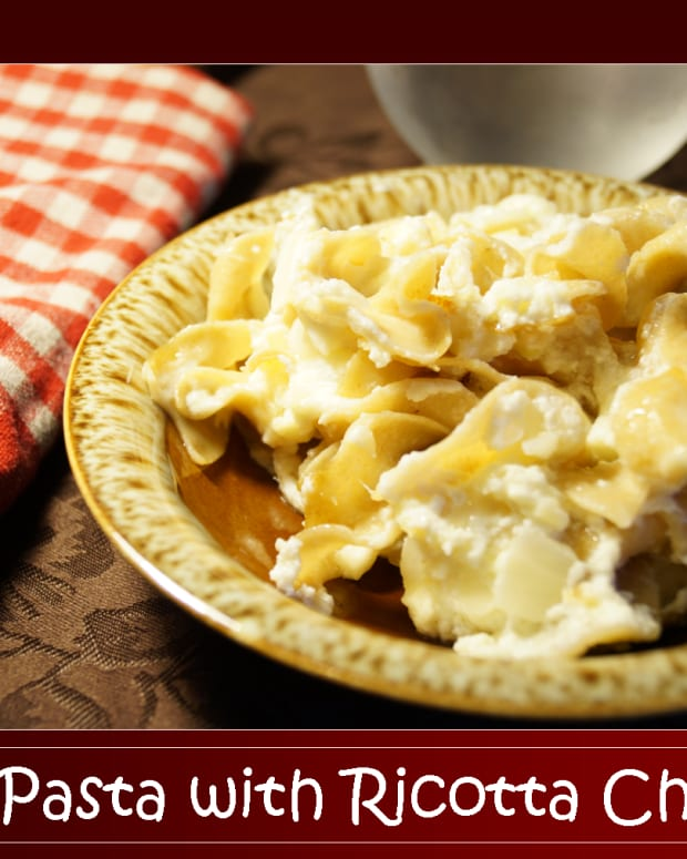 cheesy-pasta-using-leftover-ricotta-cheese