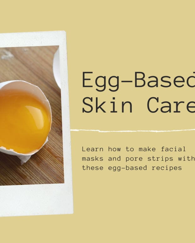 acne-treatment-and-healthy-skin-with-egg-yolk-facial-egg-face-mask