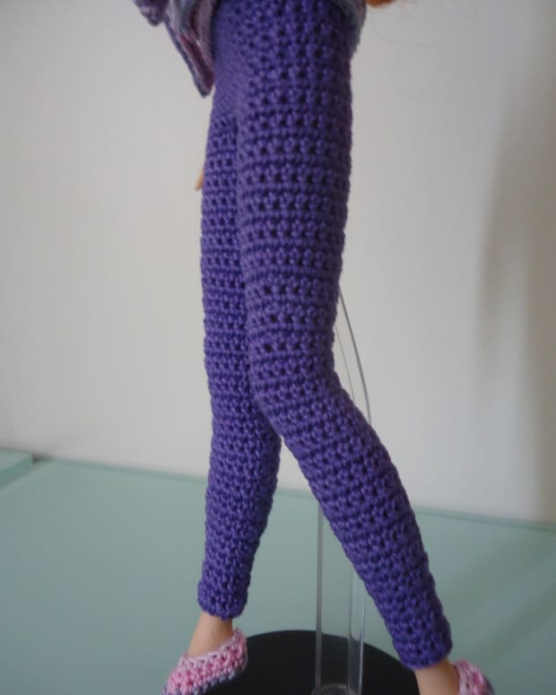 barbie-leggings-free-crochet-pattern