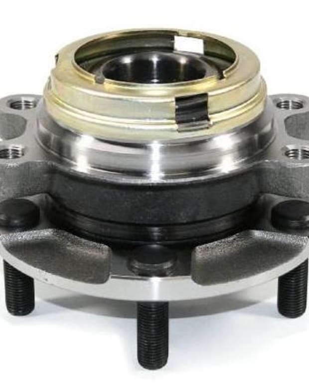 nissan-murano-front-wheel-bearing-hub-replacement