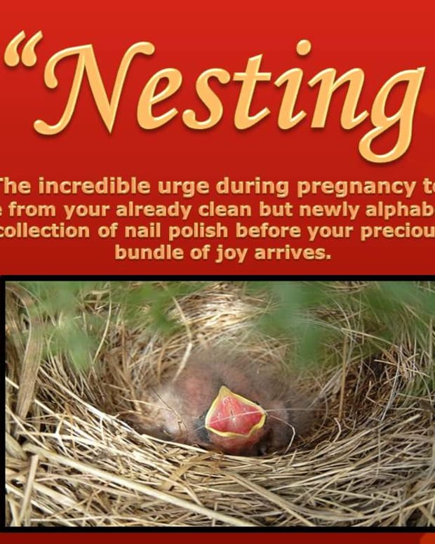 what-is-nesting-during-pregnancy