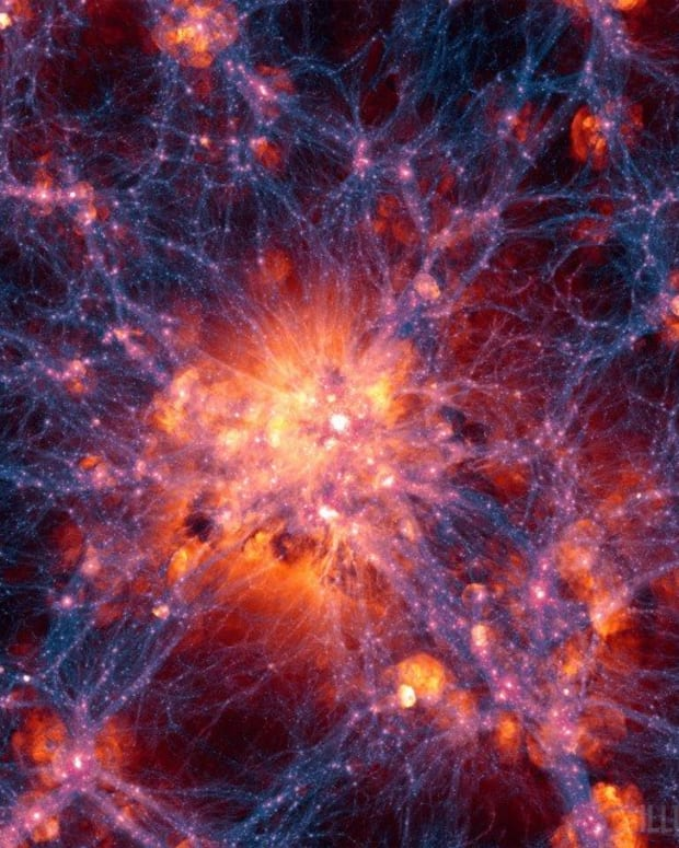 theories-on-dark-matter-and-dark-energy