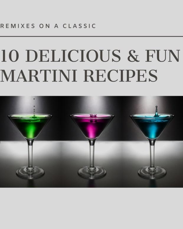 10-best-flavored-martini-recipies