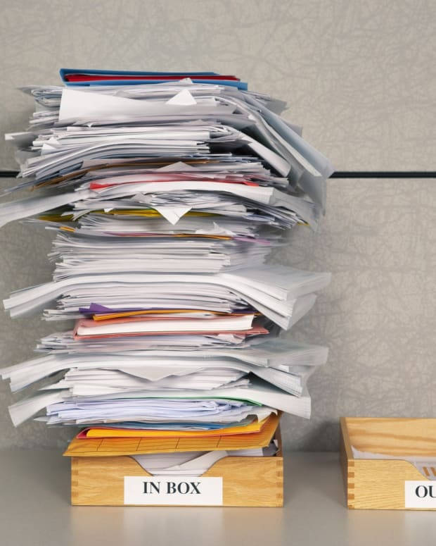 如何管理 - 您的电子邮件 - 更有效地在工作