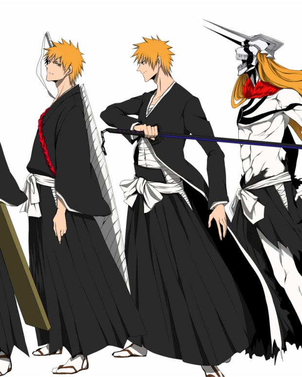 different-forms-of-ichigo