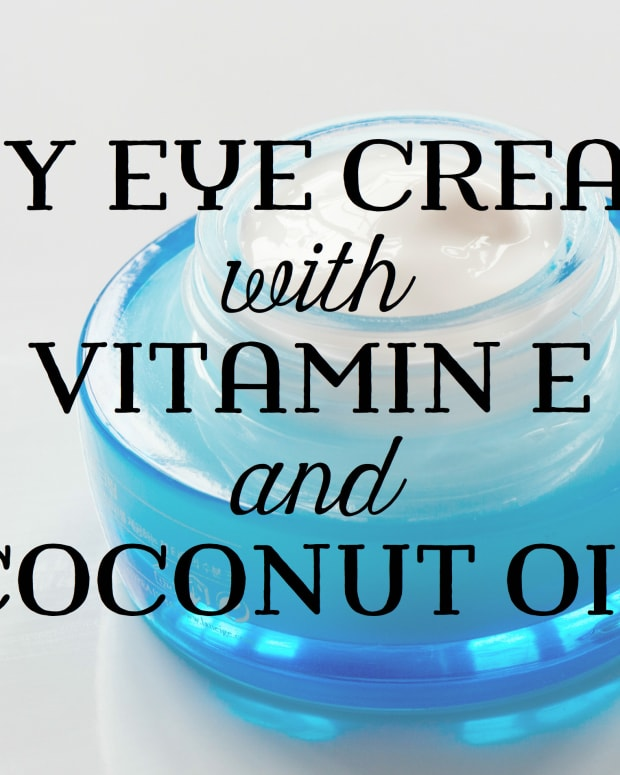 homemade-eye-cream-with-coconut-oil-and-vitamin-e
