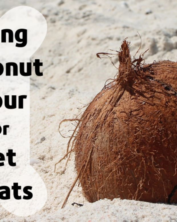 coconut-flour-for-pets