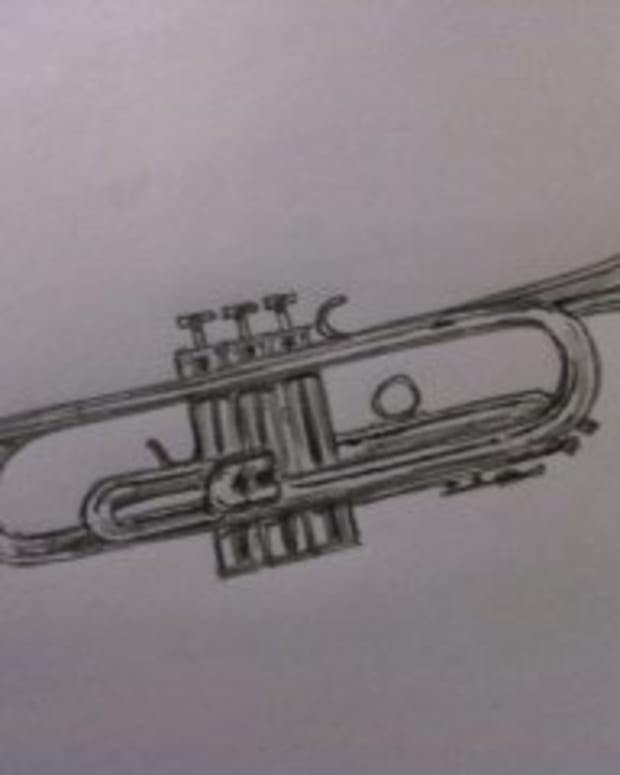how-to-draw-a-trumpet