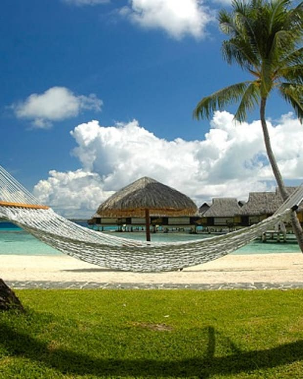 rocking-on-a-hammock