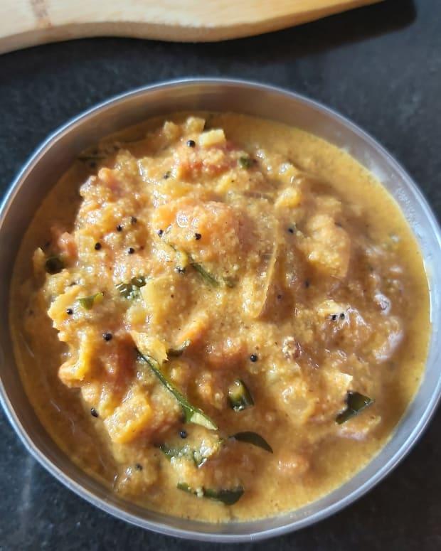 onion-tomato-gojju-south-indian-style-onion-tomato-curry-recipe